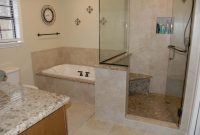 94 Most Out Of This World Master Bathroom Shower Overlay Tubs inside dimensions 1092 X 762