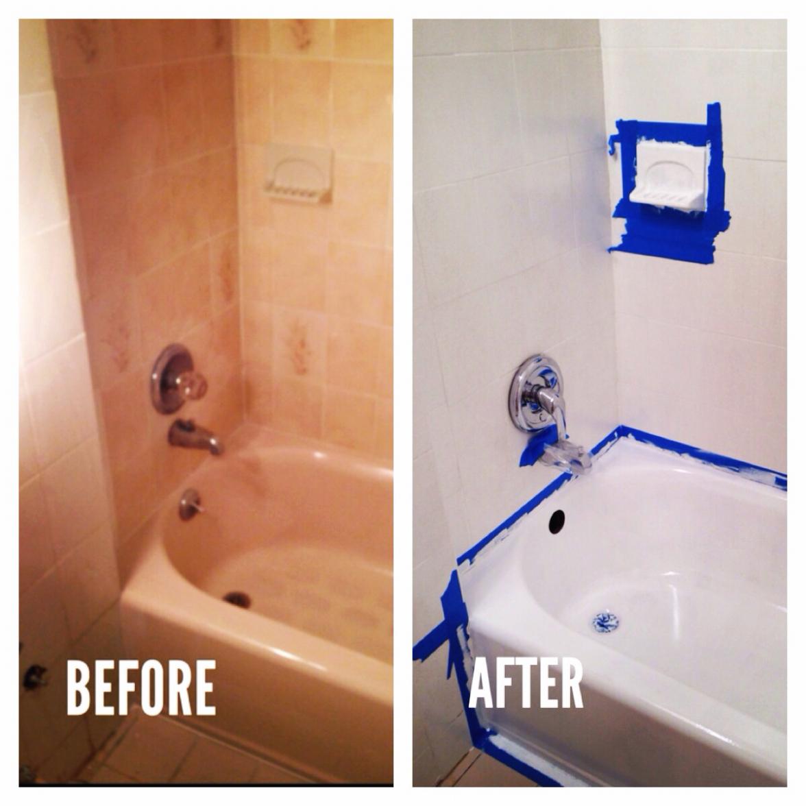 Rustoleum Bathtub Refinishing Kit Colors - Bathtub Ideas