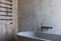 C Penthouse Concrete Bathtub Bathtubs And Concrete for size 2000 X 2996