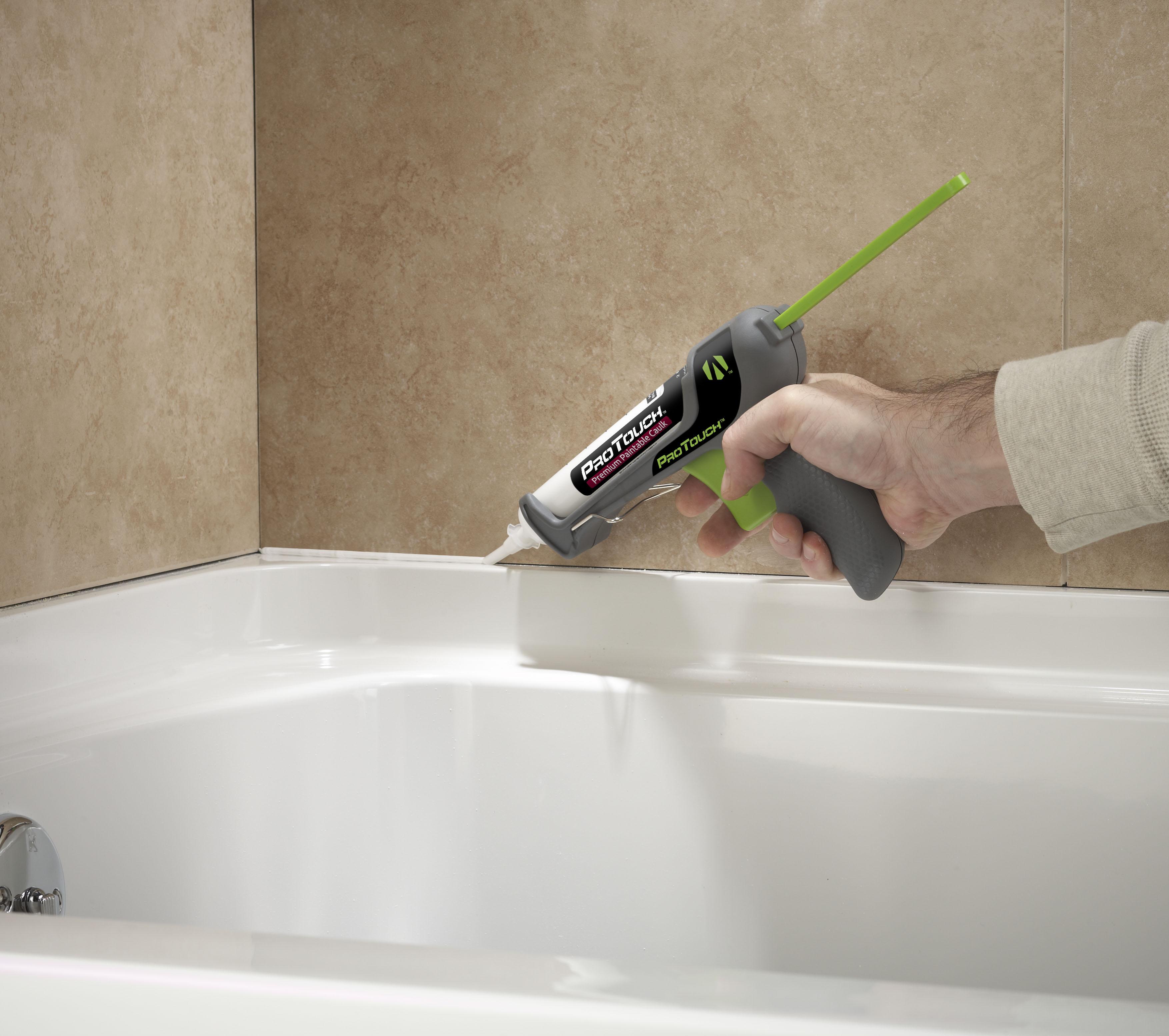 Caulk For Acrylic Bathtub Bathtub Ideas for measurements 3508 X 3110