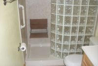 Charming Bathtub To Glass Block Walk In Shower Conversion Tub At inside proportions 1024 X 768