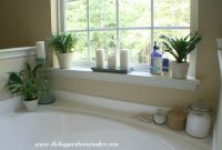 Decorating Around A Bathtub The Happier Homemaker with measurements 3318 X 2212