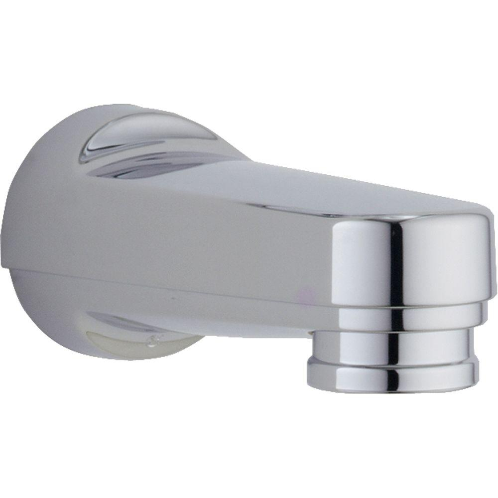 Delta Innovations Pull Down Diverter Tub Spout In Chrome Rp17453 within size 1000 X 1000