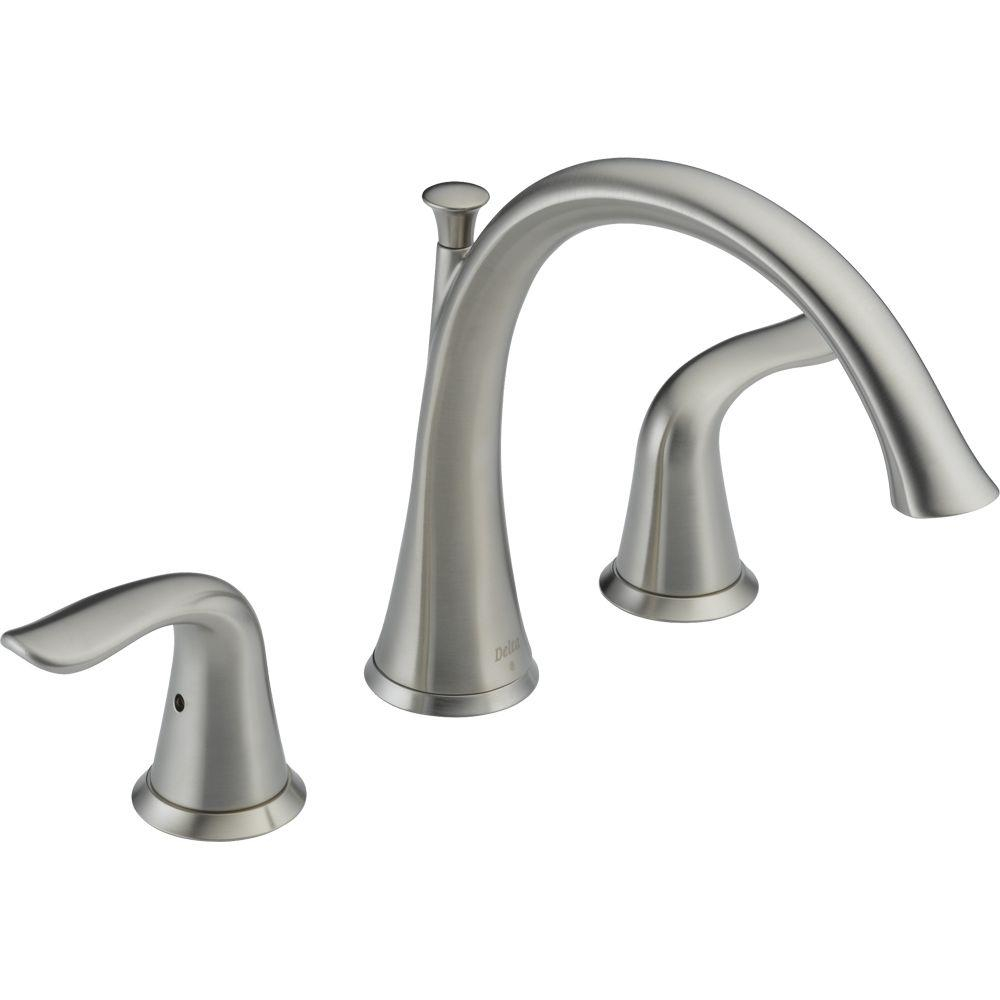 Bathtub Faucet With Long Spout Reach • Bathtub Ideas