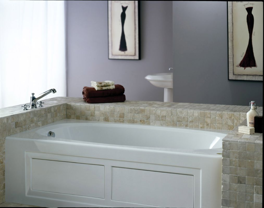 72 Inch Alcove Bathtub • Bathtub Ideas