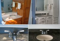 Kammys Korner Painting A Porcelain Vanity Countertop New And with regard to proportions 1600 X 1456