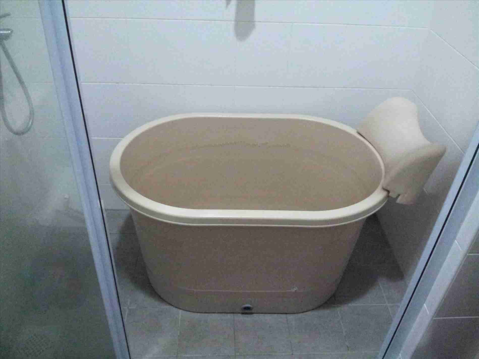 Portable Bathtub For Shower Stall • Bathtub Ideas