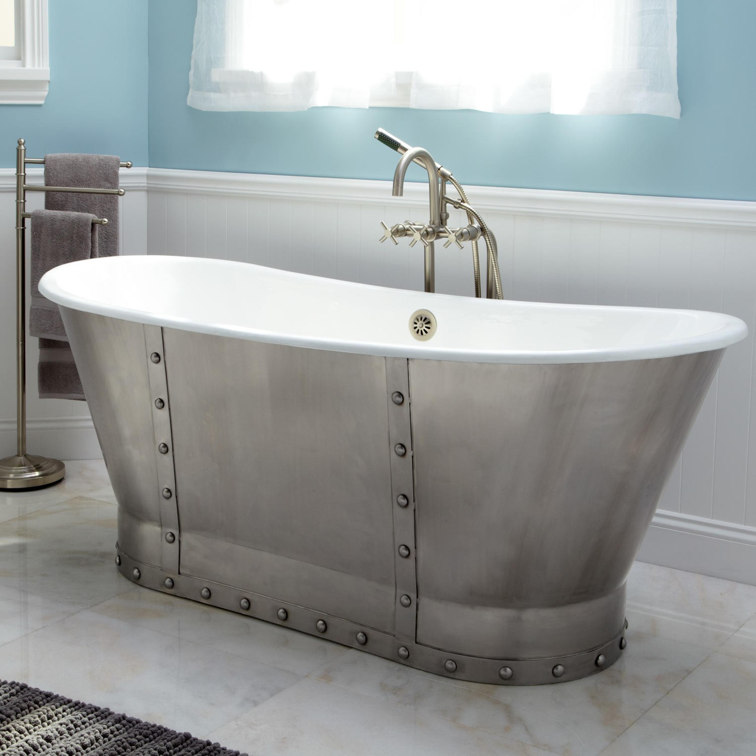 Superieur Porcelain Steel Bathtubs Bathtub Ideas For Dimensions 1500 X 1500