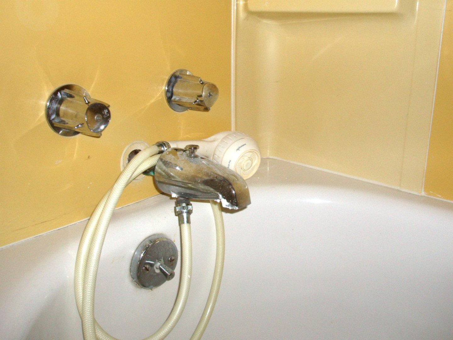 Portable Tub Spout Shower Head - Shower Ideas