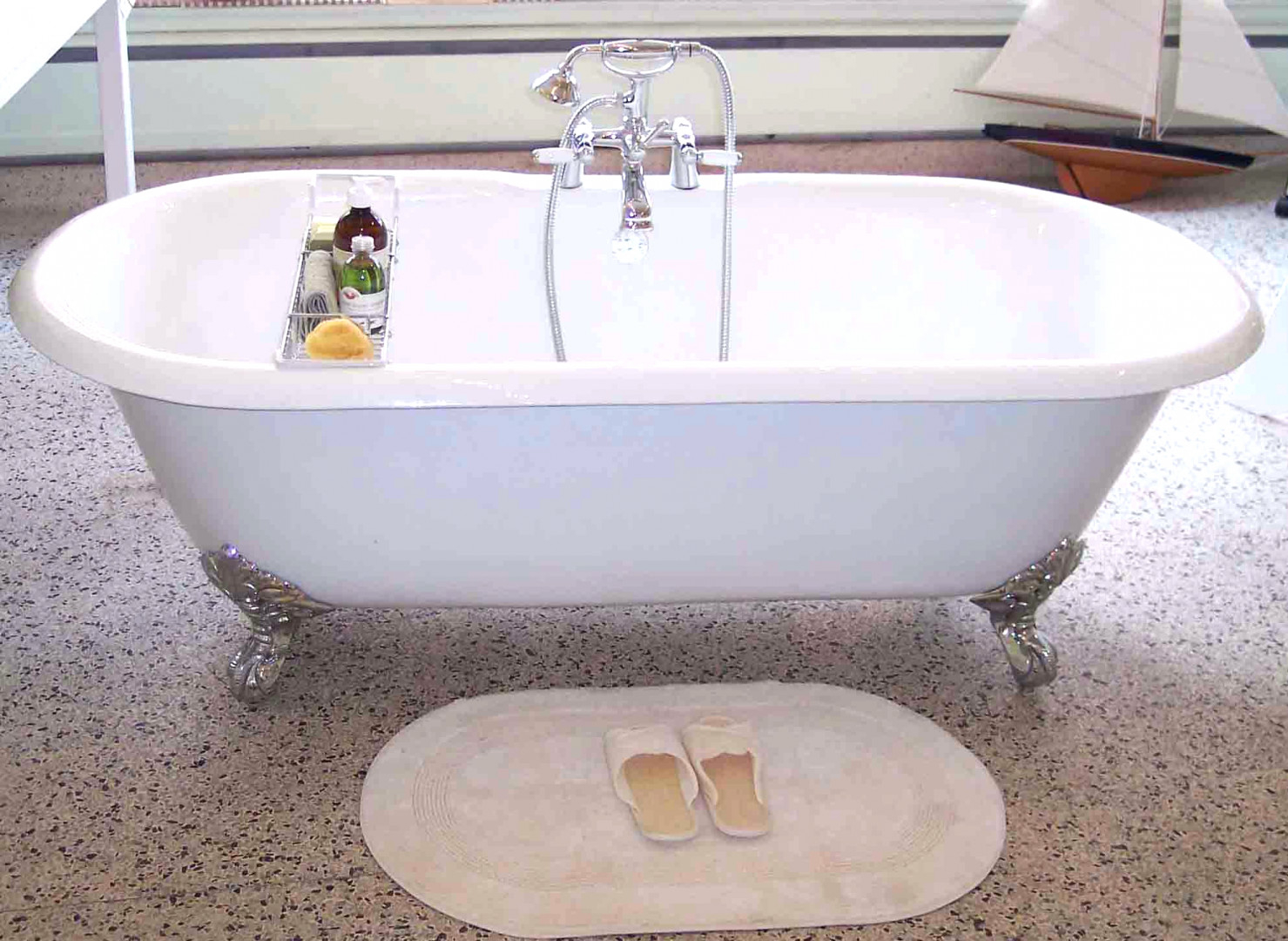 Refinish Cast Iron Bathtub Yourself Ideas