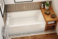 Rubix 6632 Alcove Bathtub Maax Professional Bathrooms regarding dimensions 2408 X 1554