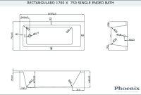 Standard Bathtub Dimensions American Rough In Cadet Tub South Africa in measurements 2919 X 1890