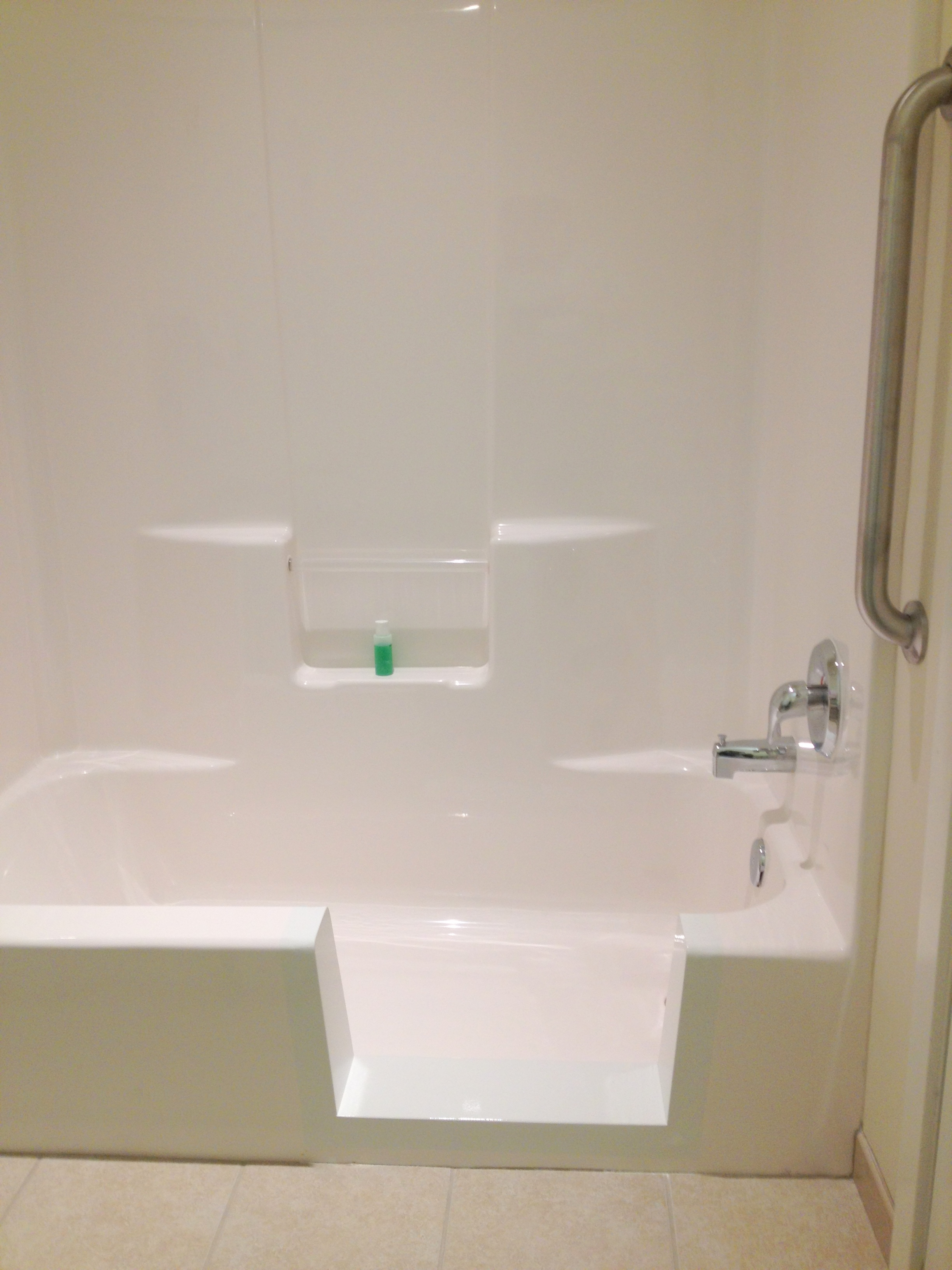 Lovely Tub Cut Out Conversion For Bergen County Nj Senior Redecor Shower  Throughout Sizing 2448 X 3264