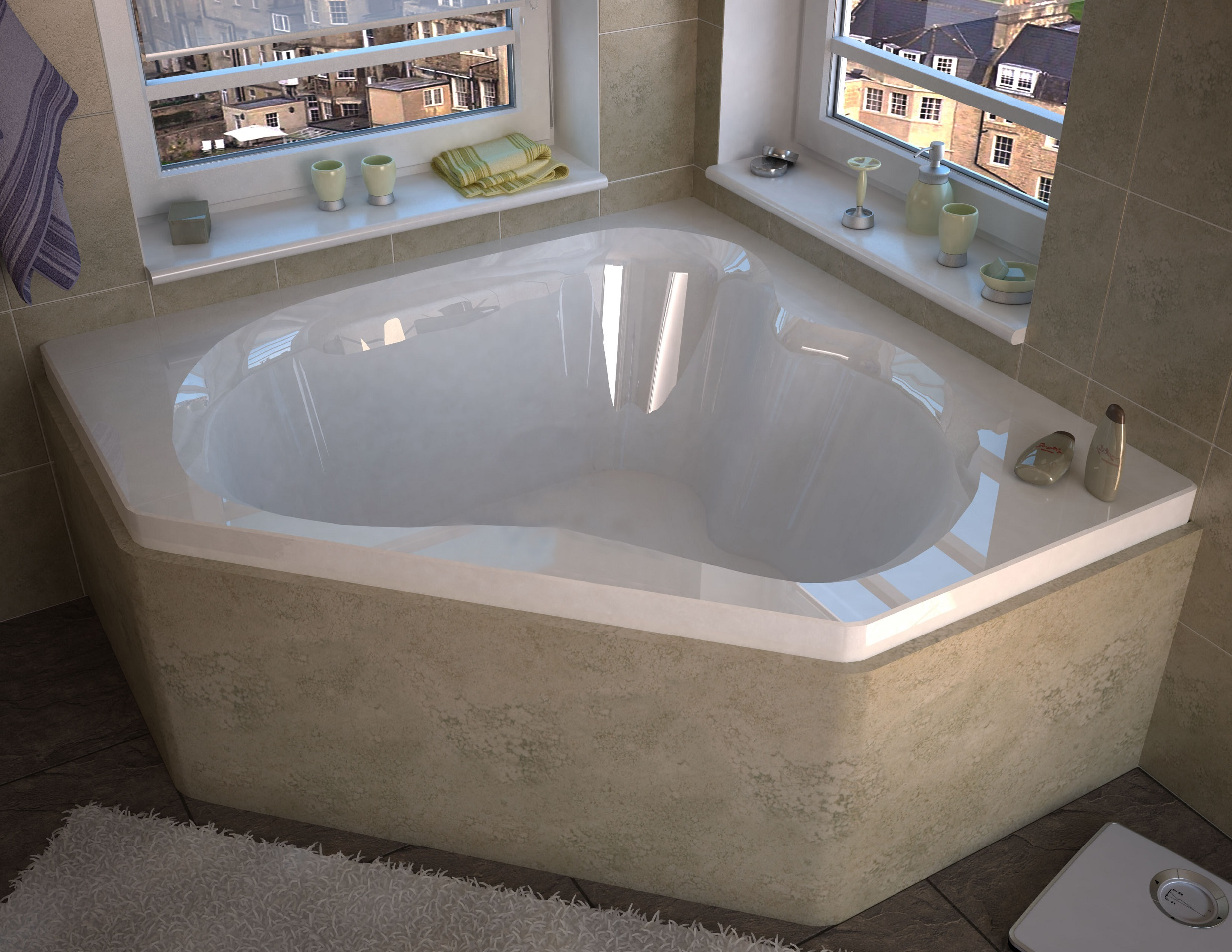 Corner Bathtubs At Menards • Bathtub Ideas