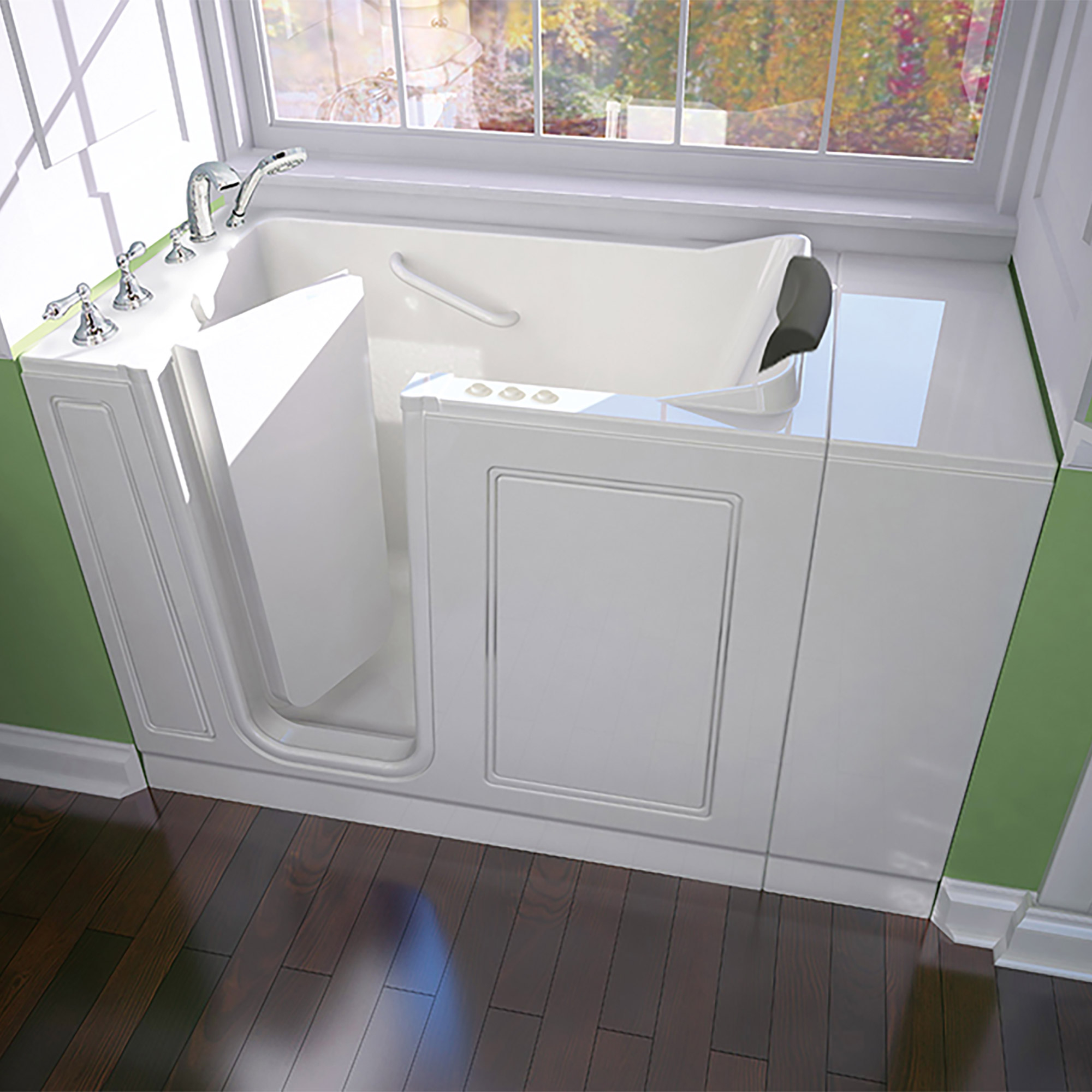 Walk In Baths American Standard A More Accessible Secure Way inside size 2000 X 2000