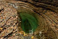 Walking On Empty Devils Bathtub for sizing 1600 X 919
