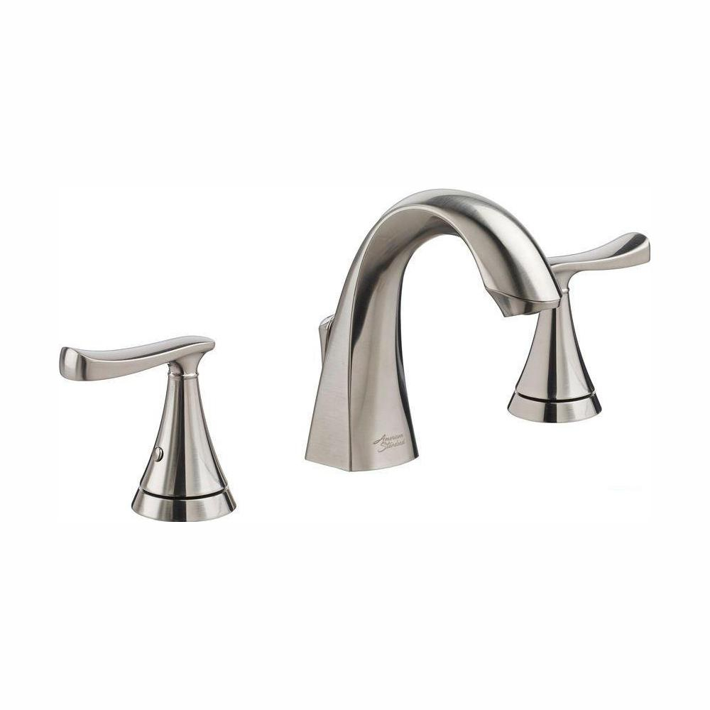 American Standard Chatfield 8 In Widespread 2 Handle Bathroom intended for proportions 1000 X 1000