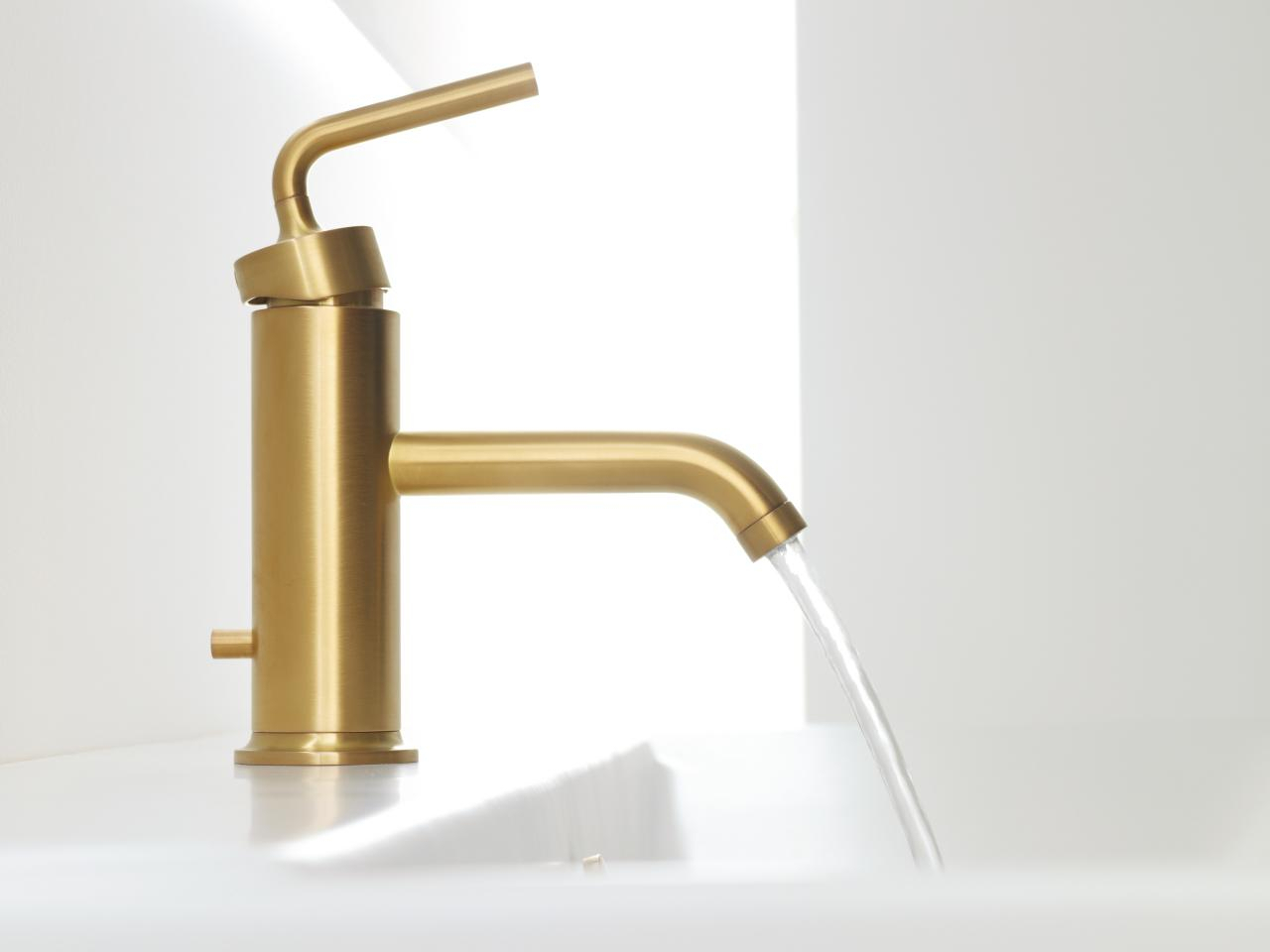 Antique Gold Bathroom Faucets And Attractive Moen Bathroom Faucets throughout measurements 1280 X 960