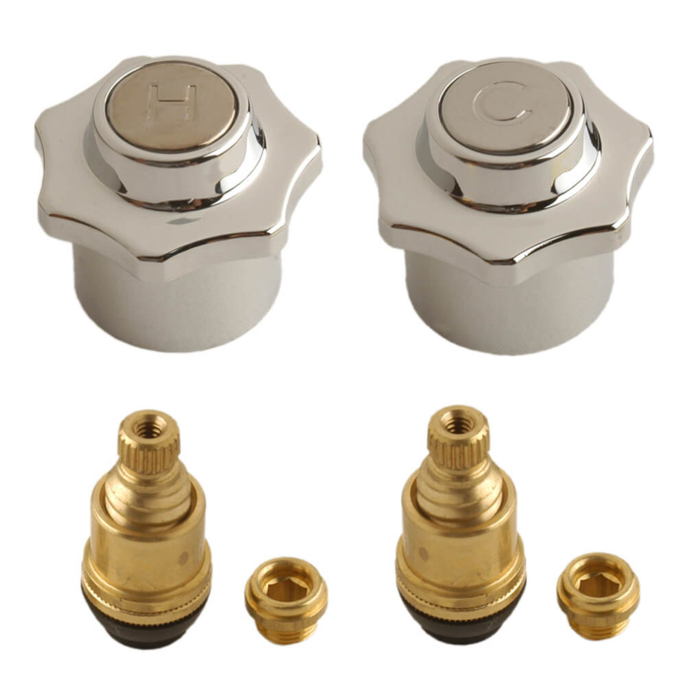 Complete Faucet Rebuild Trim Kit For American Standard Faucets within measurements 1000 X 1000