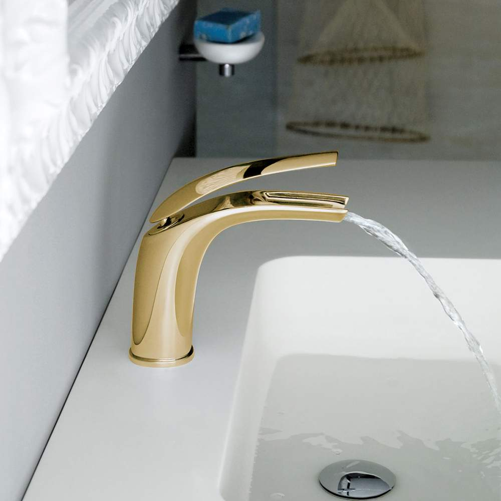 Contemporary Italian Bathroom Faucet within proportions 1000 X 1000