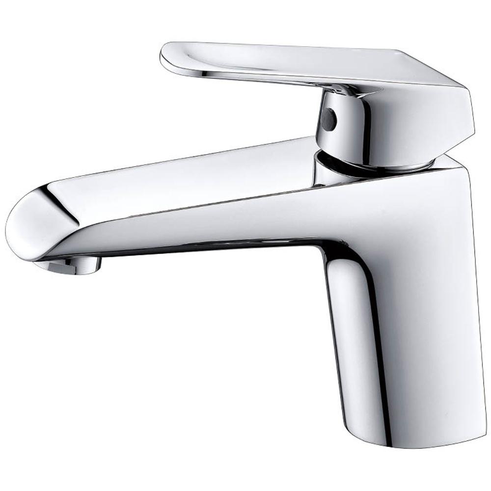 Eviva Lotus Single Handle Bathroom Sink Faucet Brushed Nickel with regard to dimensions 1000 X 1000