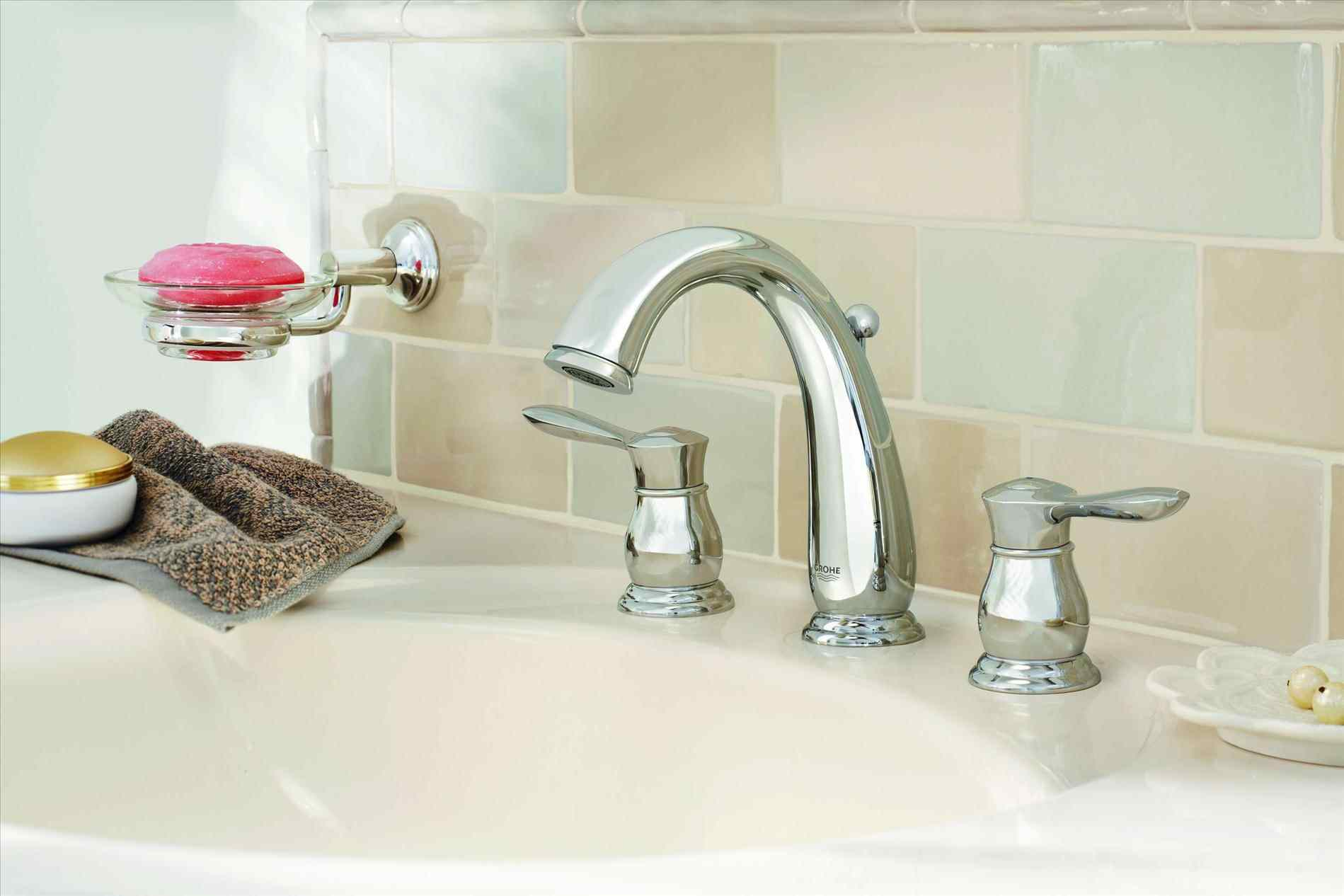 Grohe Parkfield Bathroom Faucet Farmlandcanada regarding sizing 1899 X 1266