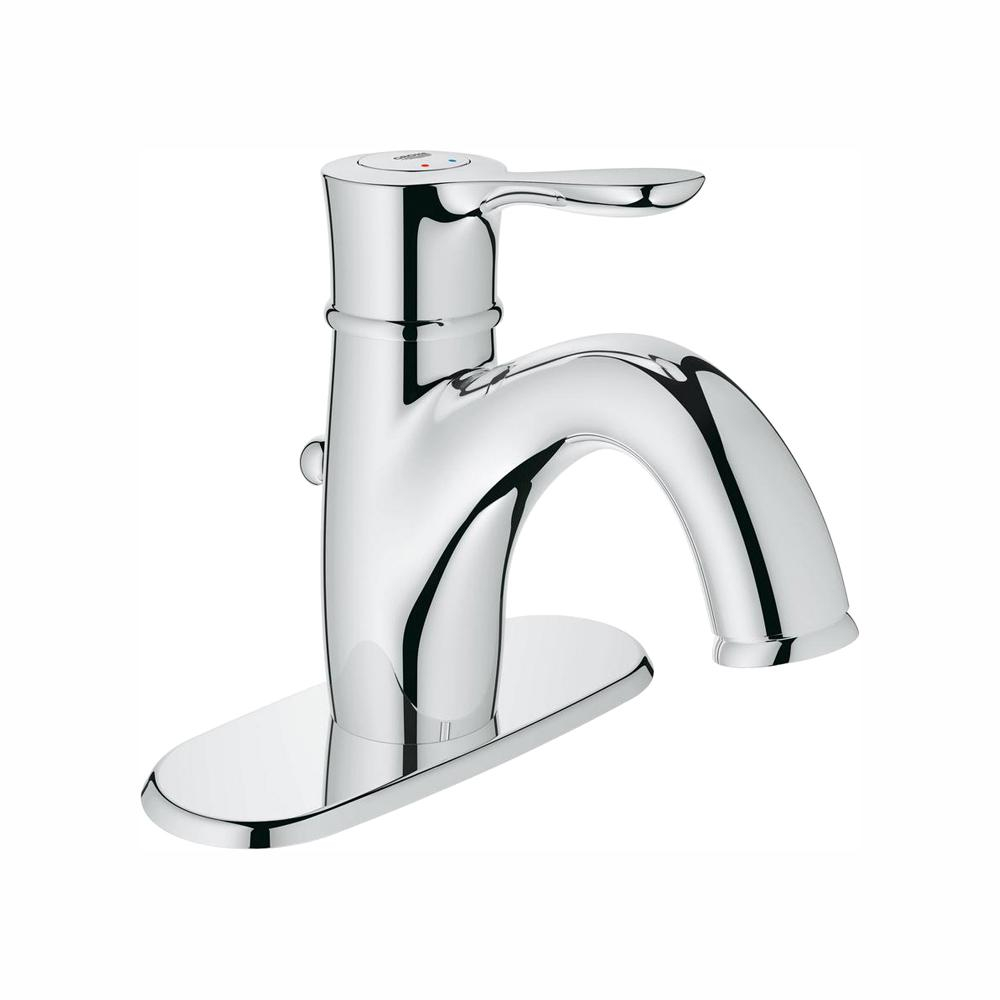 Grohe Parkfield Single Hole Single Handle 12 Gpm Bathroom Faucet In in size 1000 X 1000
