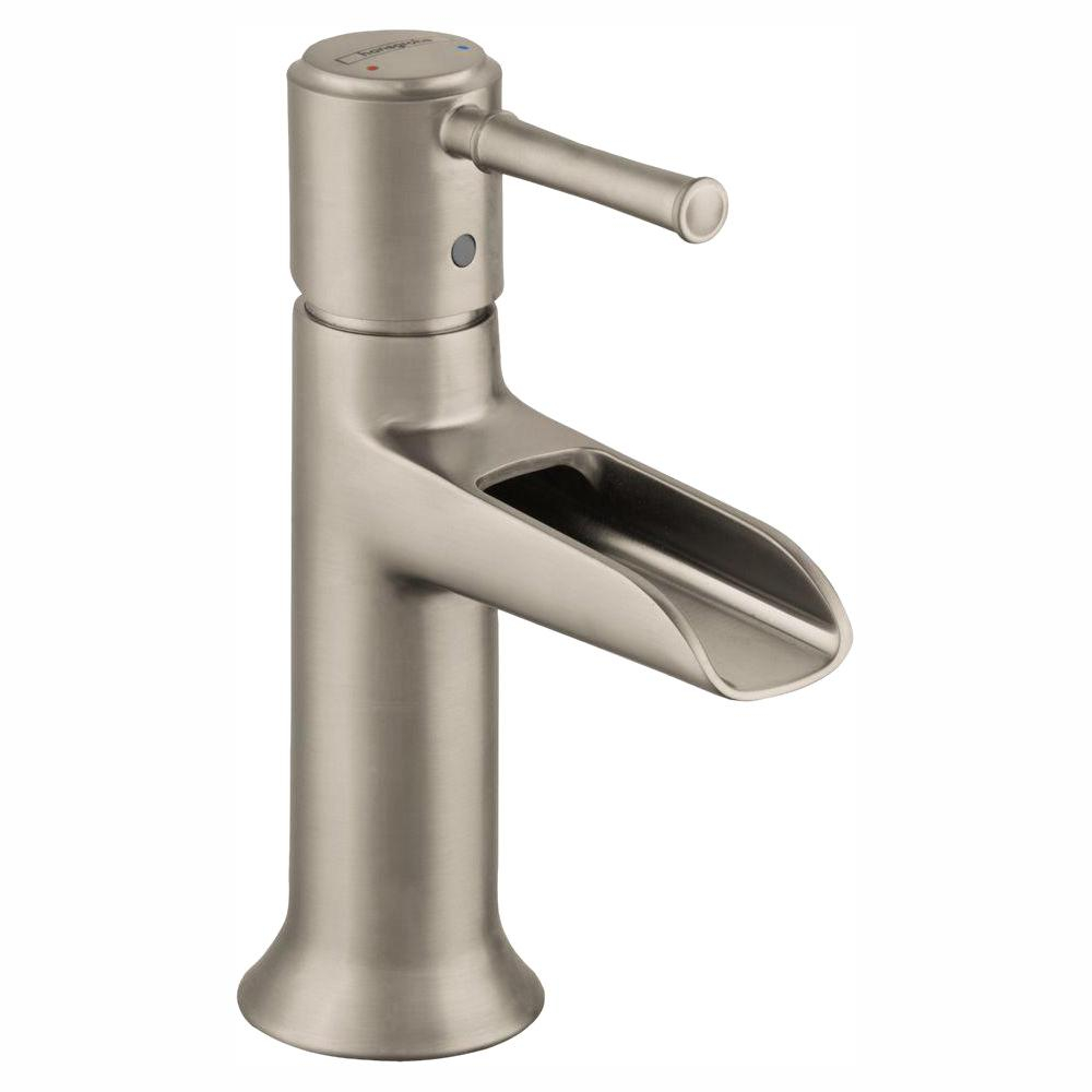 Hansgrohe Talis C Single Hole 1 Handle Mid Arc Bathroom Faucet In with regard to sizing 1000 X 1000