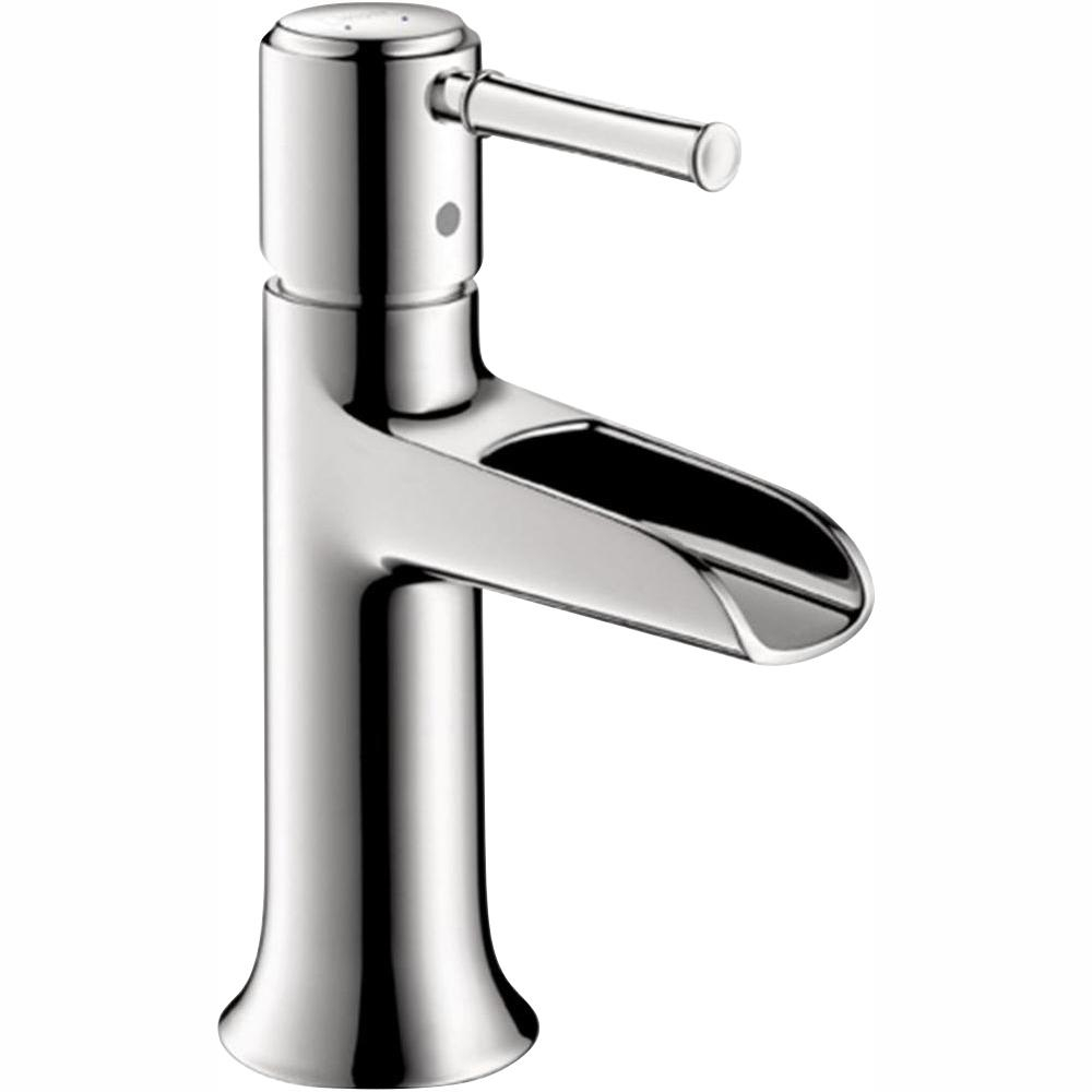 Hansgrohe Talis C Single Hole Single Handle Mid Arc Bathroom Faucet regarding proportions 1000 X 1000