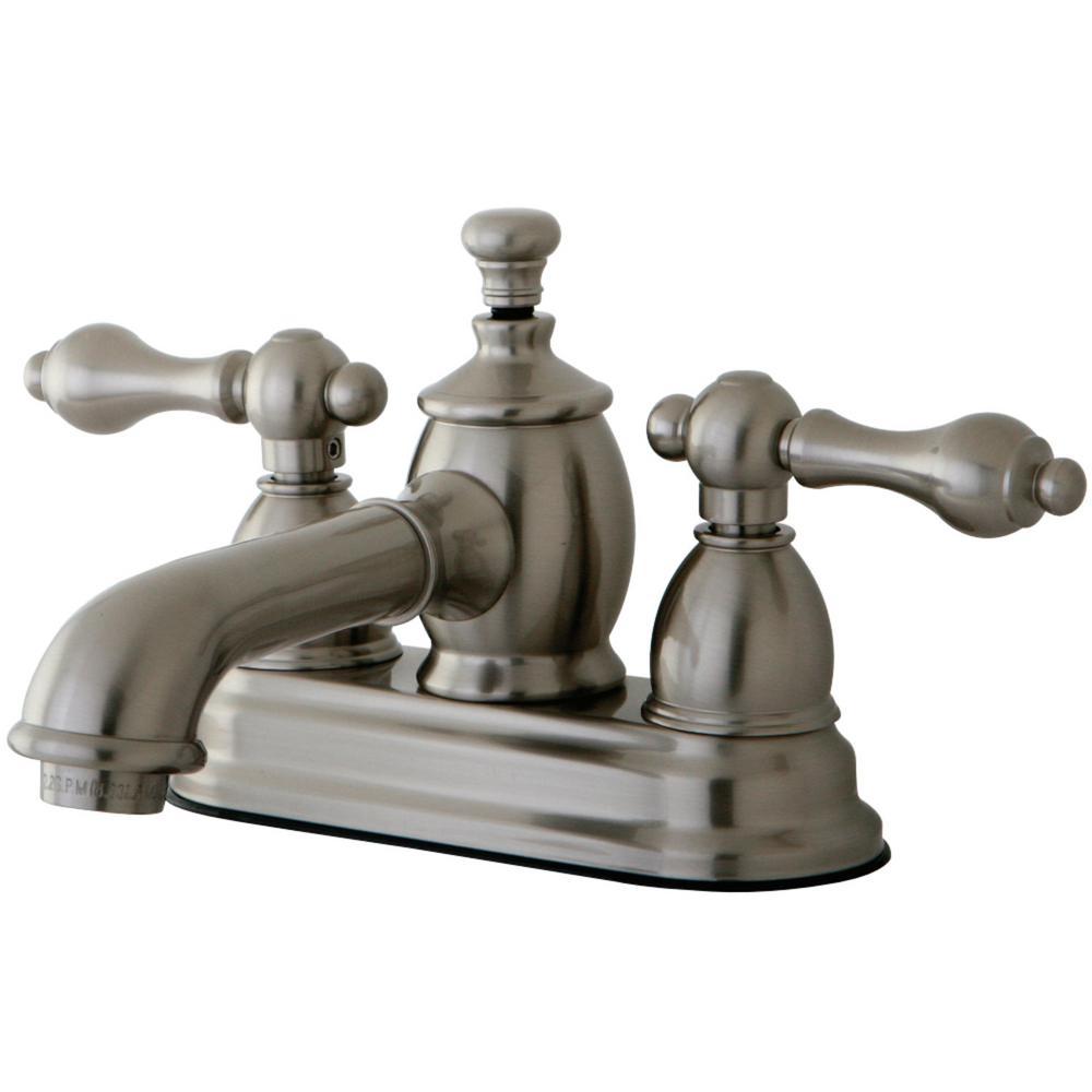 Kingston Brass English Country 4 In Centerset 2 Handle Bathroom regarding measurements 1000 X 1000