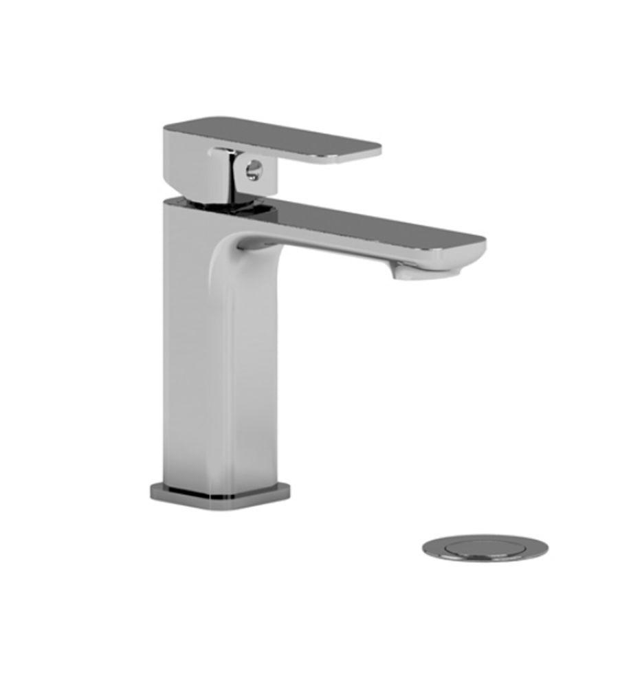 Riobel Equinox Single Hole Faucet Eqs01c Hall Bathroom Bathroom inside proportions 899 X 986
