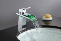 Sumerain Waterfall Single Hole Bathroom Faucet Reviews Wayfair for proportions 1500 X 1500