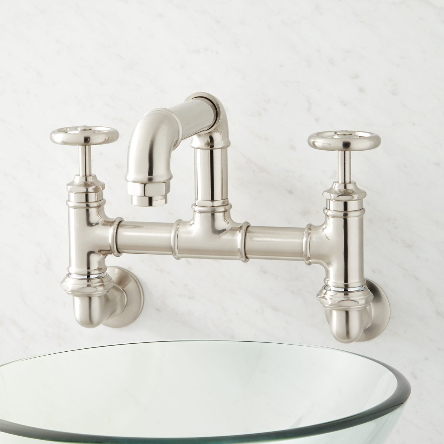 Watts Wall Mount Bridge Bathroom Faucet Bathroom with regard to sizing 1500 X 1500