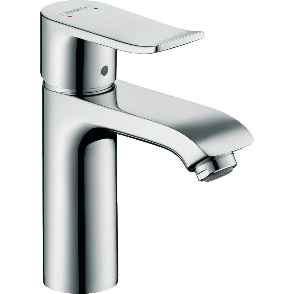 Wayfair Hansgrohe Metris Single Hole Standard Bathroom Faucet regarding sizing 1000 X 1000