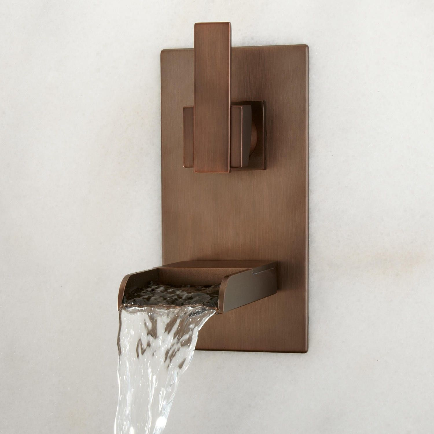 Willis Wall Mount Bathroom Waterfall Faucet House Ideas Wall for sizing 1500 X 1500