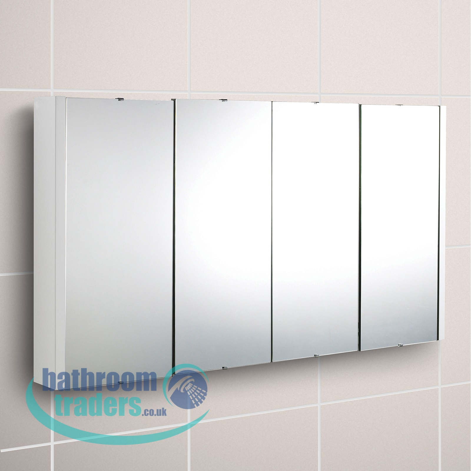 1200 Lux Mirror Cabinet within proportions 1600 X 1600