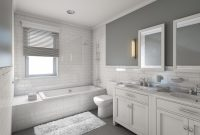 17 Classic Gray And White Bathrooms in proportions 5400 X 3375
