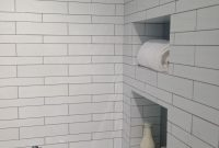 2 Sizes Of White Subway Tile W Gray Grout Jackalope regarding dimensions 1224 X 1632