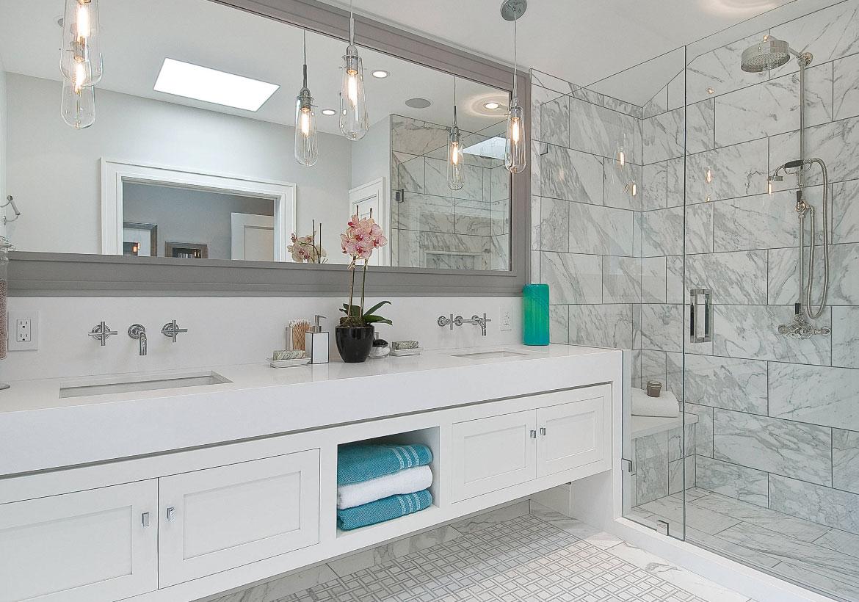 27 Elegant Carrara Marble Tile Ideas Marble Tile Types inside dimensions 1170 X 820