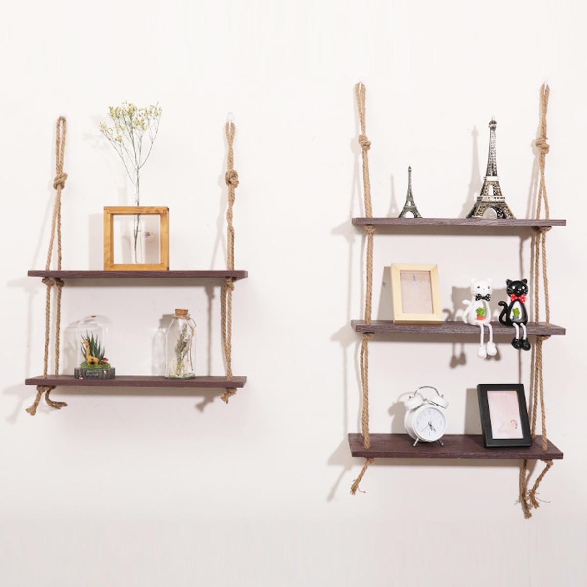 3 Tier Wood Wall Mount Shelf Stand Storage Book Shelves Display Rack Shelving Bracket Bathroom pertaining to proportions 1200 X 1200