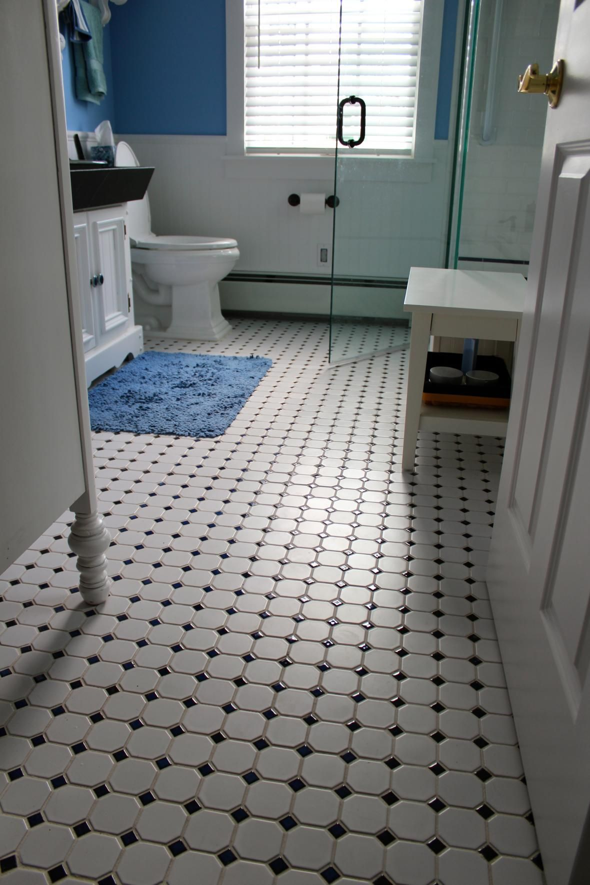 30 Amazing Ideas And Pictures Of Antique Bathroom Tiles regarding proportions 1180 X 1770