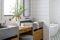 30 Bathroom Tile Design Ideas Tile Backsplash And Floor in proportions 1600 X 2159