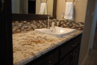 30 Interesting Bathroom Countertop Granite Tile Picture And in measurements 3872 X 2592