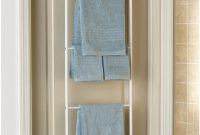 4 Tier Over Door Towel Rack with size 1140 X 1560