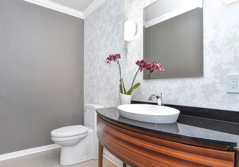 59 Phenomenal Powder Room Ideas Half Bath Designs Home for size 1170 X 820