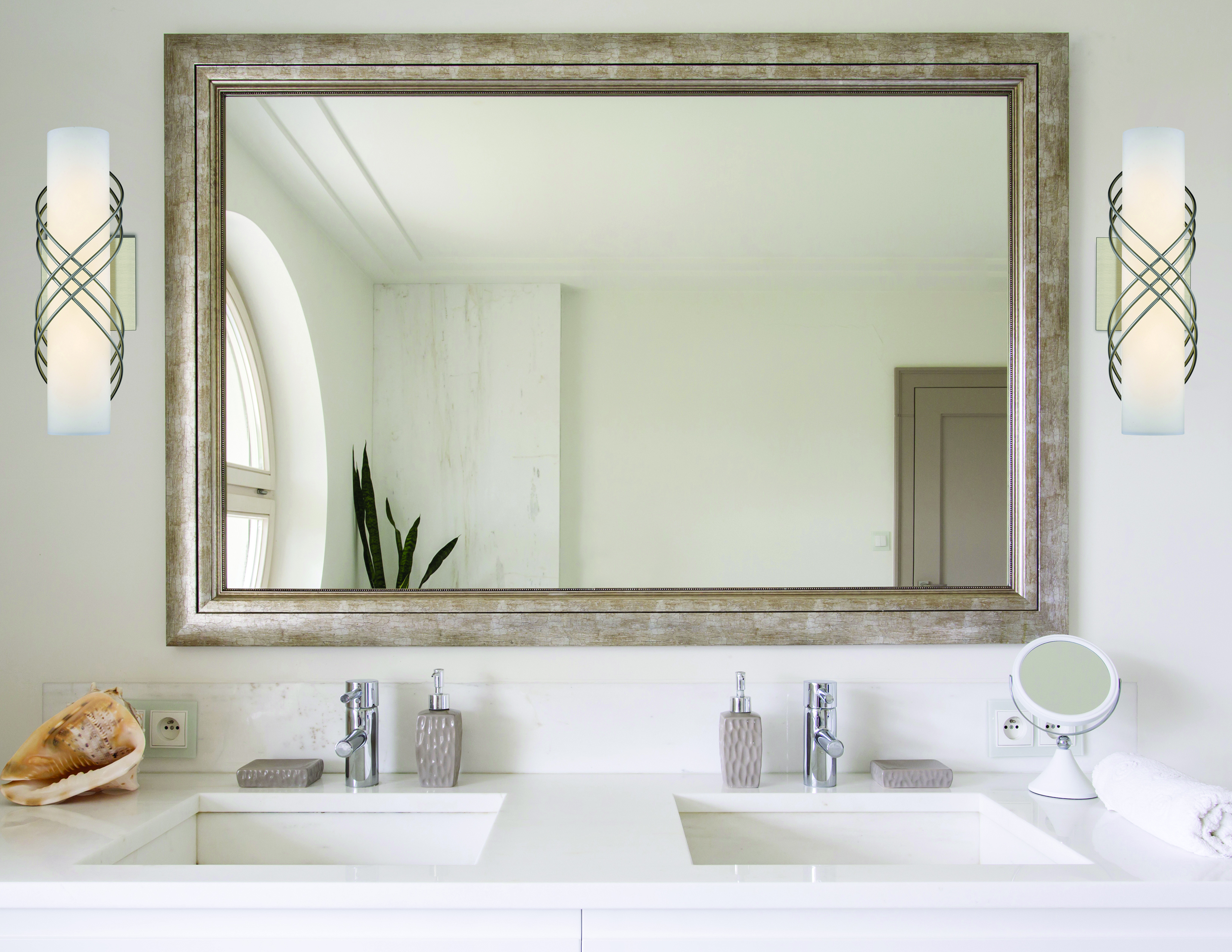 7 Bathroom Lighting Tips From The Lighting Doctor in size 3300 X 2550