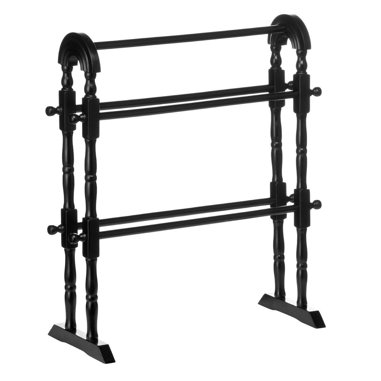 Amazing Retro Wooden Towel Clothes Stand Rail Rack Dryer throughout sizing 1280 X 1280