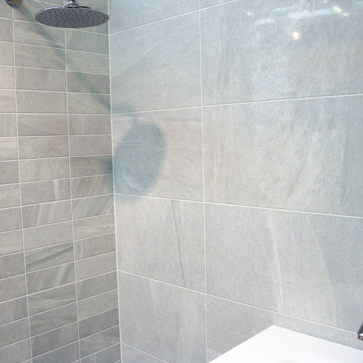 Atacama Pearl Light Grey Wall Tile Atacama Pearl Light Grey Wall Tile with measurements 1200 X 1200