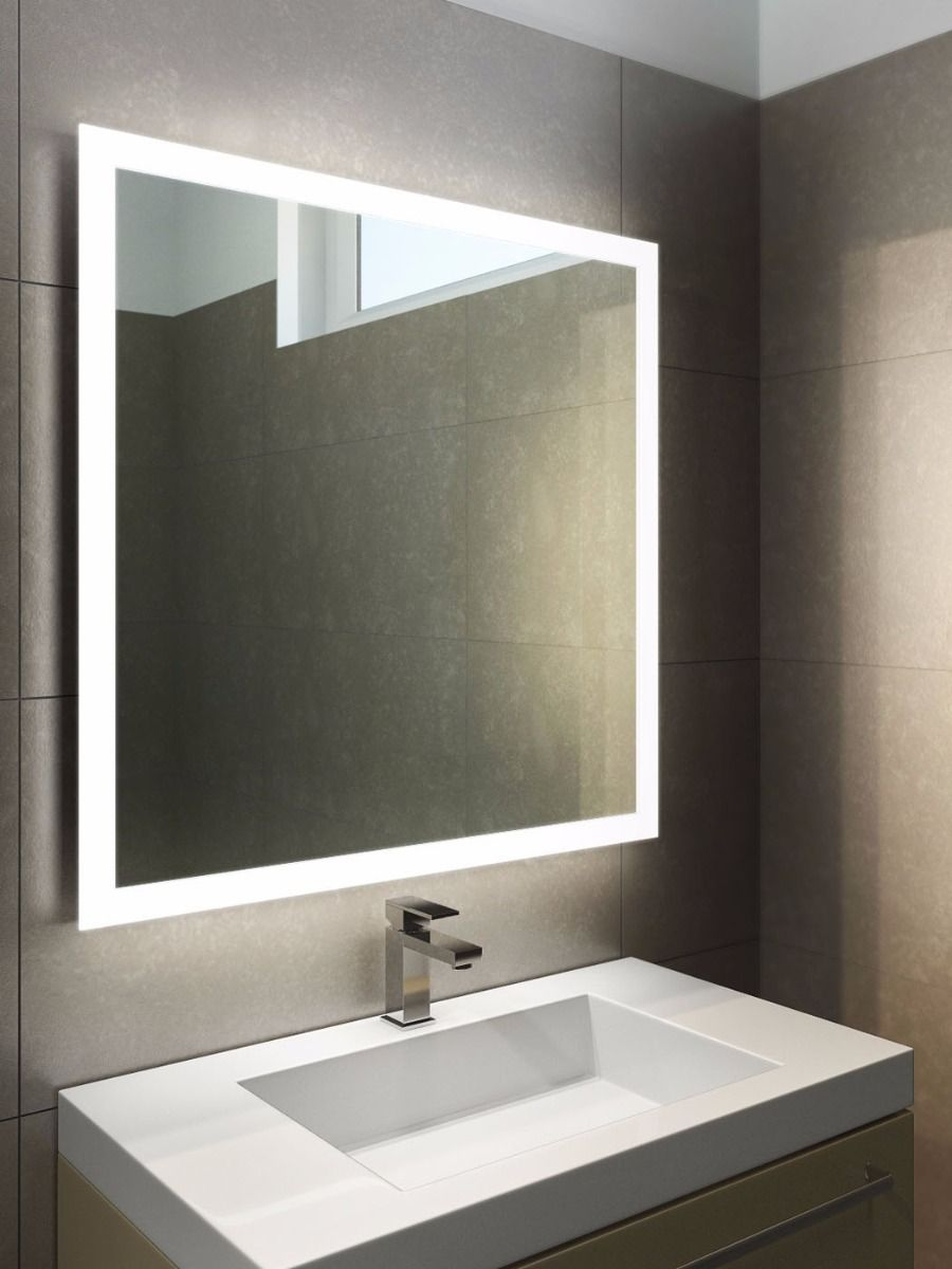 Audio Halo Led Light Bathroom Mirror with regard to proportions 900 X 1200