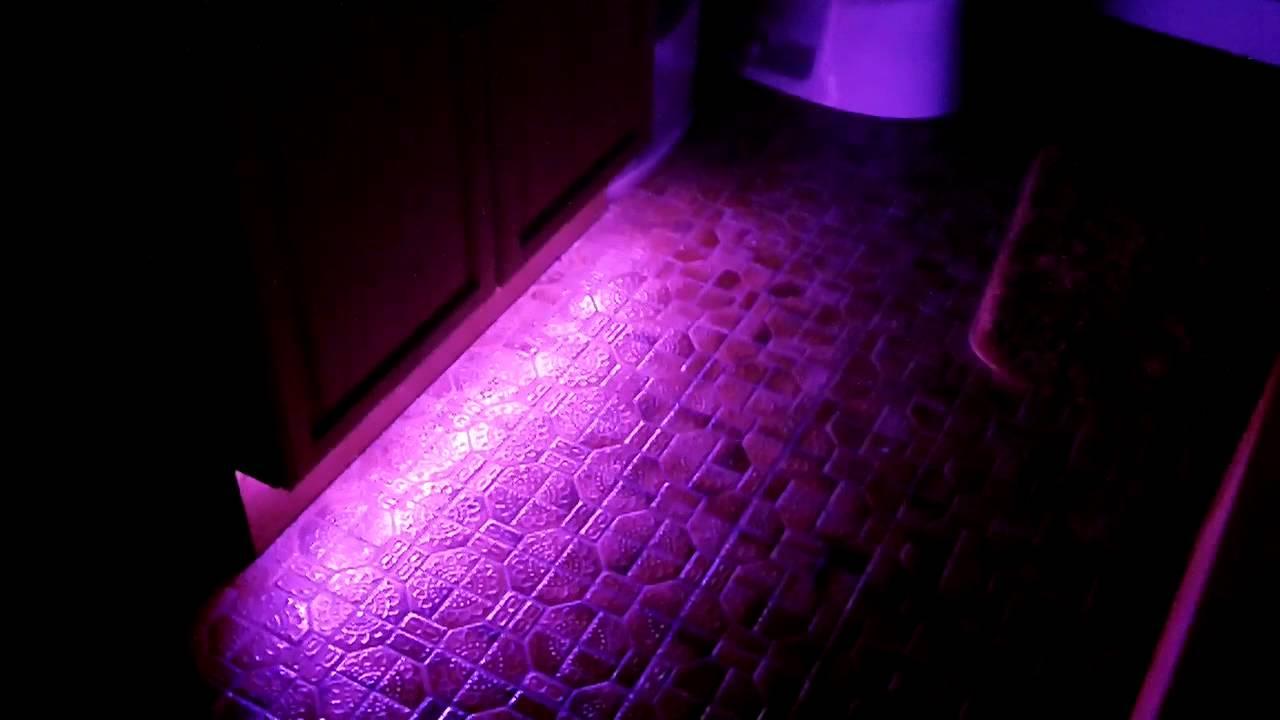 Bathroom Floor Led Lighting pertaining to sizing 1280 X 720